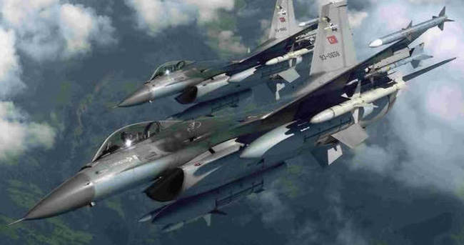 TSK'dan PKK ve DAEŞ'e harekat