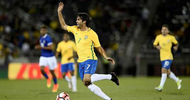 Brezilya'da Kaka şoku!