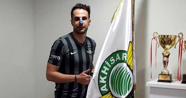 Serdar Kesimal Akhisar Belediyespor'da