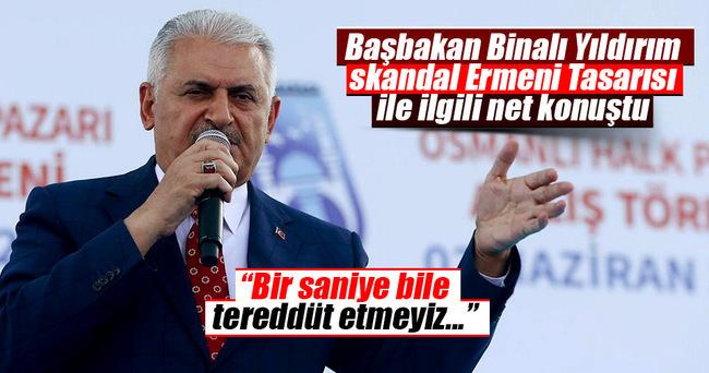 Başbakan Yıldırım: Türkiye bu kararı asla kabul etmiyor