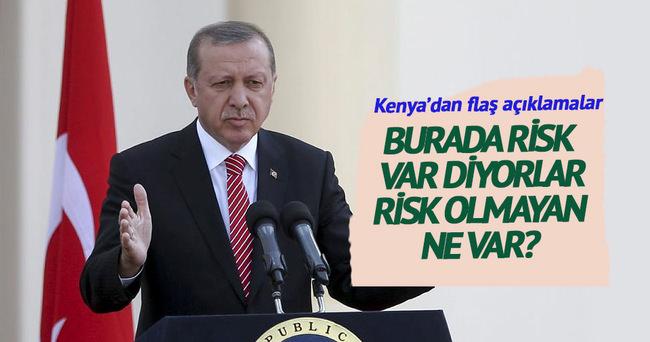 """Cumhurbaşkanı Erdoğan: """"1 milyar dolar hedefini yakalamalıyız"""""""
