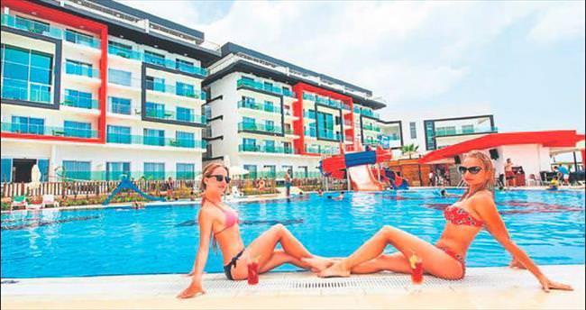 Cennetten bir köşe: Ulu Resort
