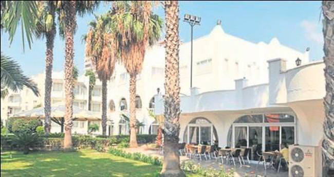 Mersin'in gözdesi: Sultaşa Otel