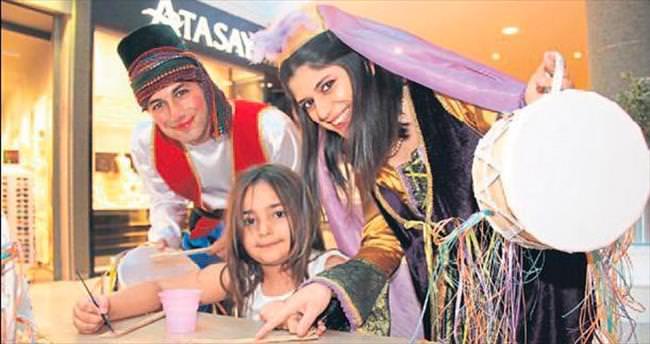 Adana Optimum'da Ramazan coşkusu