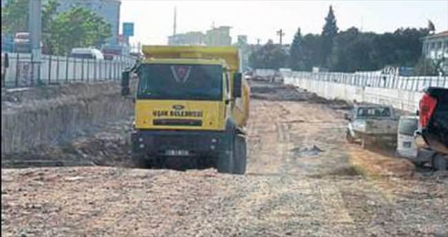 Uşak'ta battı çıktı projesi bitiyor