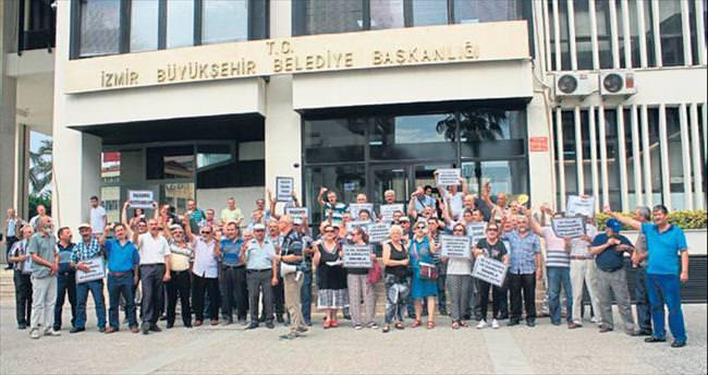 Kocaoğlu'na 'paso' protestosu