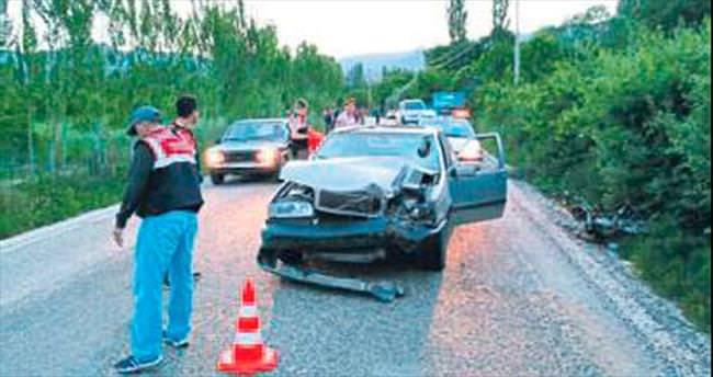 Alkollü sürücü ölüme neden oldu