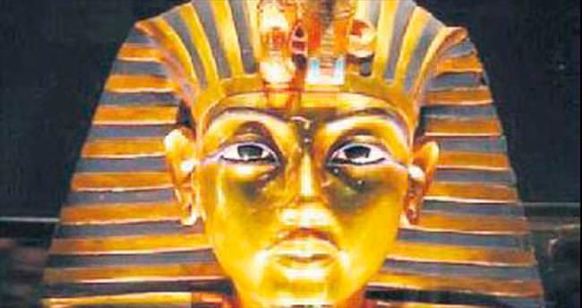 Tutankamon'un hançeri göktaşından