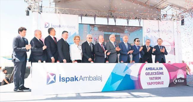 İspak'tan kapasiteyi üçe katlayan yatırım