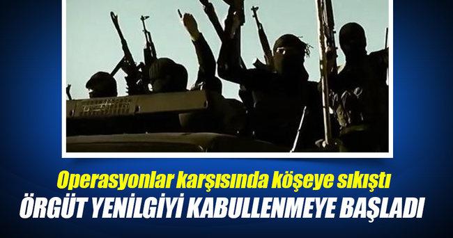 DAEŞ, militanlarını yenilgiye hazırlıyor