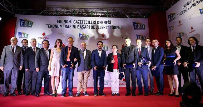 Turkuvaz'a EGD'den 4 ödül