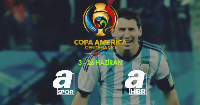 Copa America, ABD-Kolombiya maçıyla başlıyor