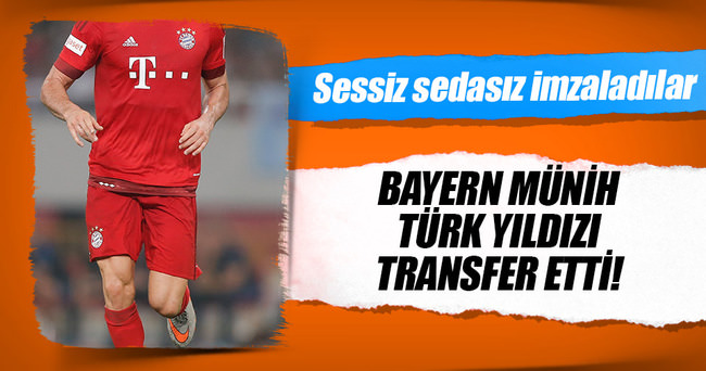 Ancelotti'nin Bayern'e ilk transferi bir Türk oldu!
