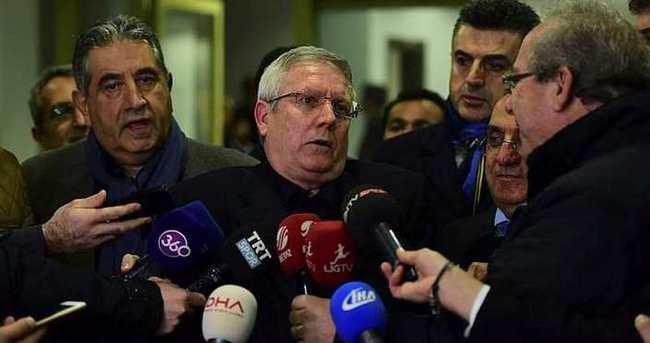 Galatasaray'a şikeci diyen Aziz Yıldırım'ın cezası belli oldu