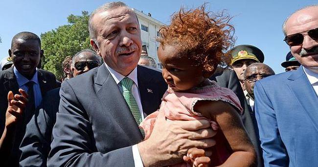 Erdoğan'ın ziyareti Afrika basınında
