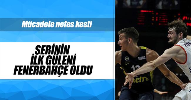 Serinin ilk maçı Fenerbahçe'nin