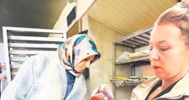 Gıda işletmelerine şok baskınlar
