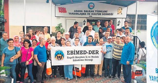 Balkan Türklerinden kaynaşma etkinliği