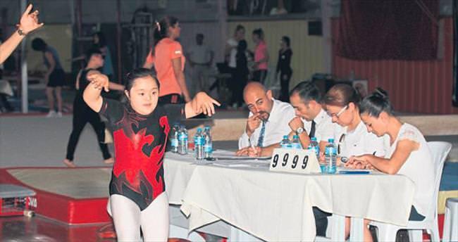 Cimnastikte özel bir heyecan