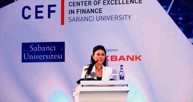 CEF finansçılarla öğrencileri buluşturdu