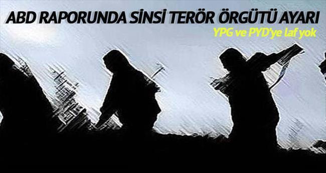 PKK terör örgütü ama YPG-PYD'ye laf yok