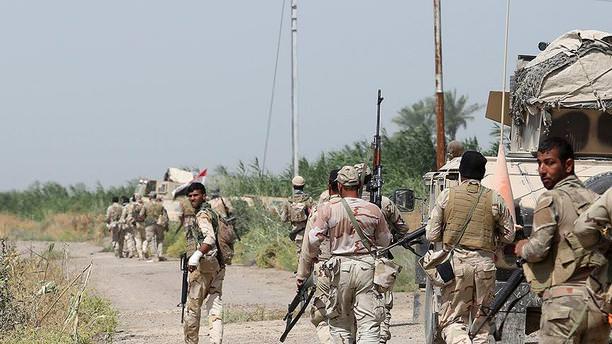 Irak'ta DAEŞ'e büyük darbe!