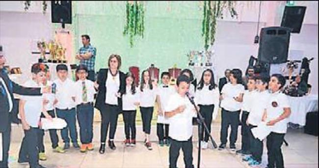 Genç Sultanlar'da mezuniyet sevinci