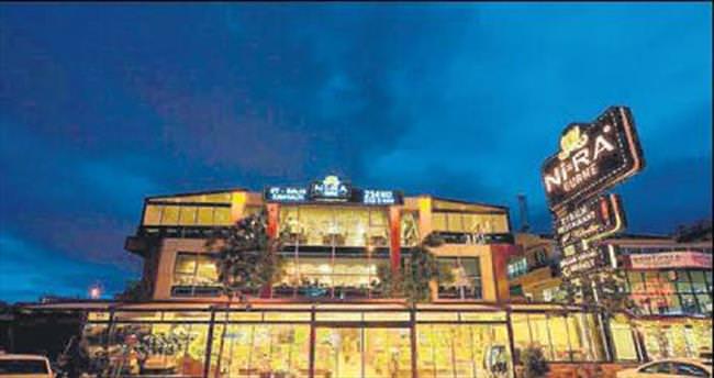 Nira Gurme'nin yeni şubesi Batıkent'te