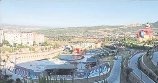 Uzundere Rekreasyon Alanı nihayet açıldı