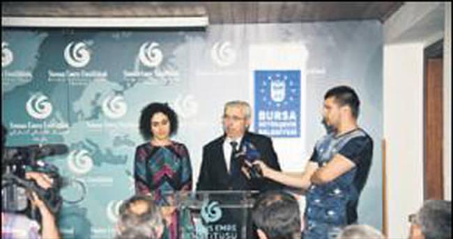 BUSMEK'ten sınır ötesi eğitim harekâtı
