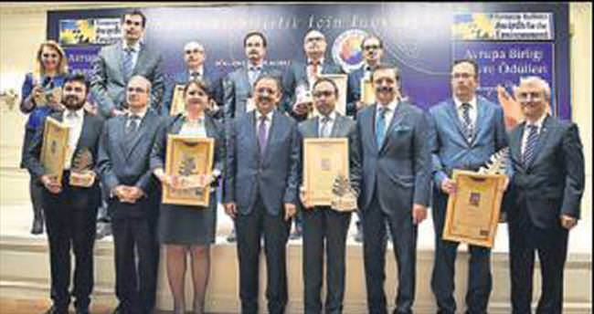 AB Çevre Ödülleri'ne 8 Türk şirketi katılıyor