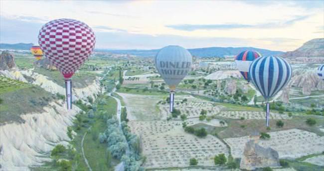 Balonlar Beşiktaş için havalandı