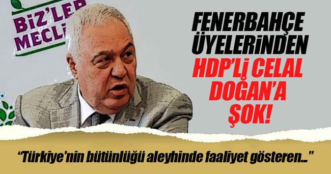 Fenerbahçeliler HDP'li milletvekilinin ihraç edilmesini istedi!