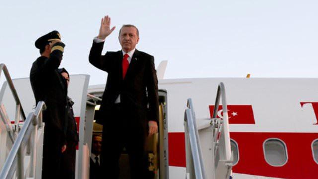 Cumhurbaşkanı Erdoğan ABD'ye gidiyor…