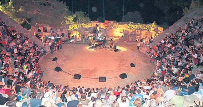 Arykanda'da Akbar fırtınası