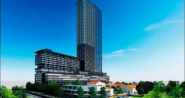 İzmir'de 330 milyon $'lık 'Mahall'
