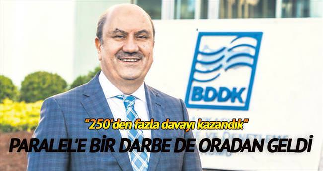 BDDK Paralel'in 250 davasını kazandı