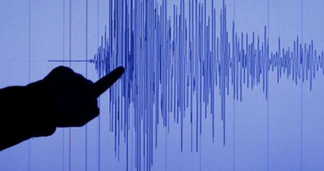 İzmir Körfezi'nde deprem: 4.2