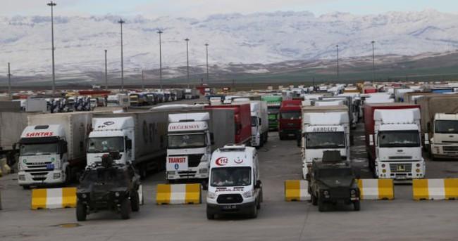 Irak'a yeni sınır kapısı