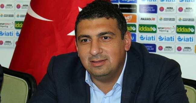 Ali Şafak Öztürk Antalyaspor Başkanlığı'na aday