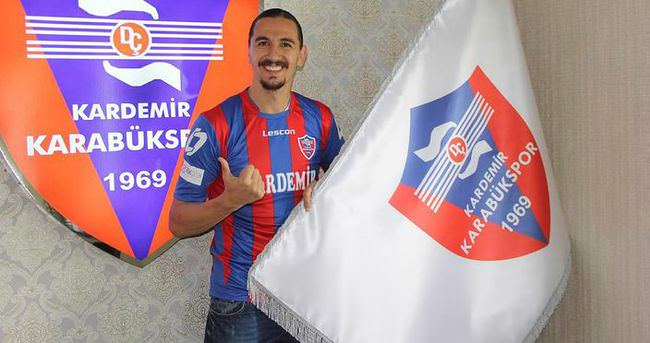 Ahmet Şahin, Karabükspor'a transfer oldu