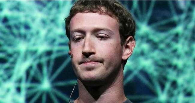 Zuckerberg'in sosyal medya hesapları çalındı