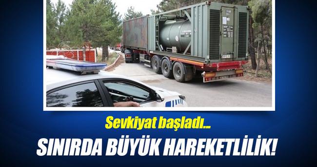 NATO hava savunma sistemi Kahramanmaraş'ta!