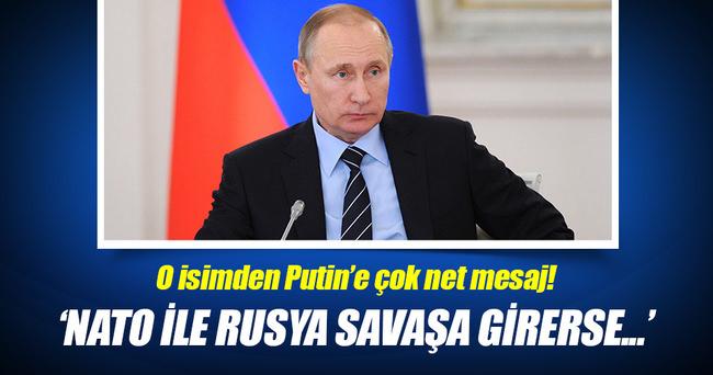'Rusya, NATO ile savaşa girerse kazanma şansı çok az'