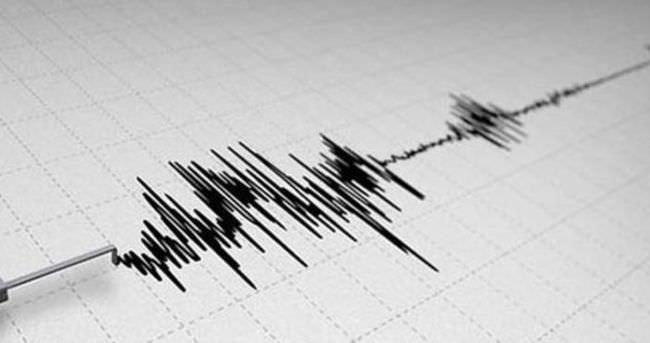 Son depremler: Akdeniz'de deprem!