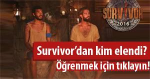 Survivor kim elendi