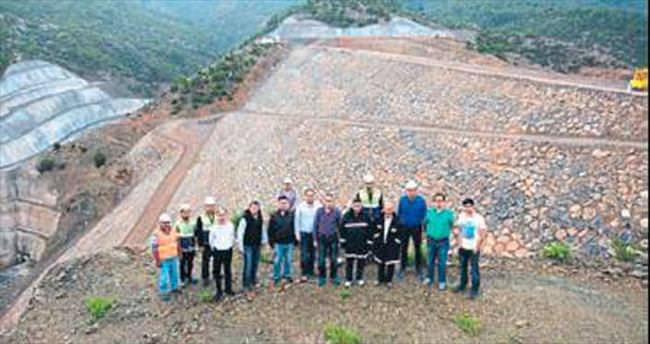 Gökçeler Barajı istihdam yaratacak
