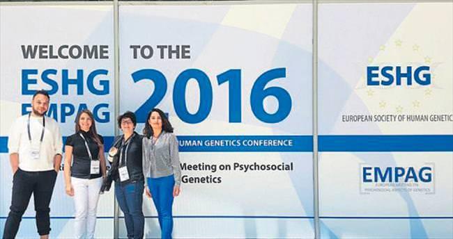 Tıp Fakültesi, İnsan Genetiği Kongresi'nde