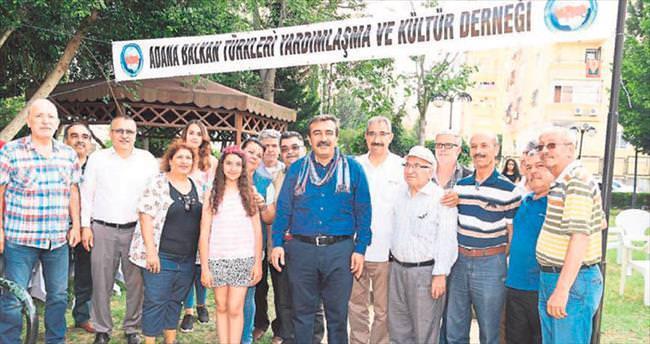 Anadolu'nun renkleri Çukurova'da buluştu