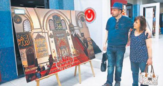 Türkiye Ulu Camileri fotoğraf sergisi açıldı